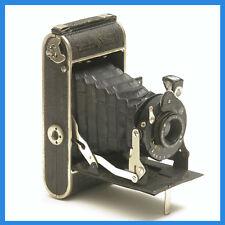 Meyer Gorlitz 120mm Trioplan F6.3 10.5cm  105mm Folding Camera