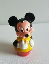 Vintage MICKEY'S BUILD-A-HOUSE Disney Building Game - REPLACEMENT MICKEY