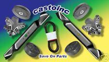 "MTD # 942-0610A  Deck Kit Blade-Spindle-Belt 38"" Cut"