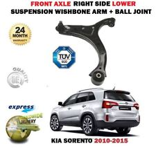 FOR KIA SORENTO 2009->NEW FRONT RIGHT LOWER SUSPENSION WISHBONE ARM + BALL JOINT