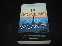 J. K. Rowling - The Casual Vacancy - englisch