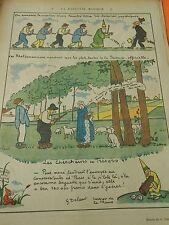 La Baguette magique sciences psychiques Humour Print 1913