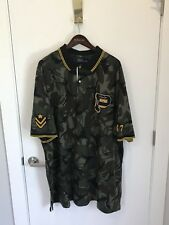 NWT Polo Ralph Lauren Limited Edition Camo Shirt Military Men's Big And Tall