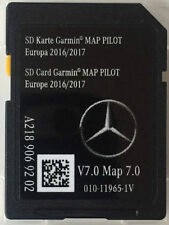NEW! V7.0 2017 MAP PILOT Mercedes GARMIN SD A2189069202