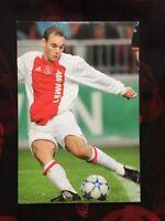 Autogramm WESLEY SNEIJDER-Ajax Amsterdam-NS HOLLAND-Ex-Real Madrid/Inter-AK