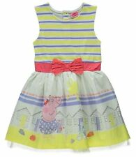 George Girls' 100% Cotton Sleeveless Casual Dresses (2-16 Years)