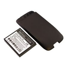 3000mAh Extended Battery for HTC Desire Bravo A8181 A8182 Black Cover