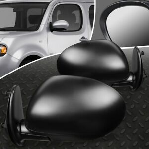 FOR 09-14 NISSAN CUBE OE STYLE POWERED+HEATED SIDE VIEW DOOR MIRROR LEFT + RIGHT