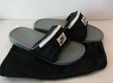 Nike Size 13 Black Fanny Pack Slides New Mens Sandals