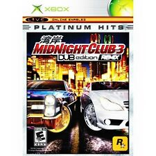 *USED* Midnight Club 3 DUB Edition Remix P.H. - Xbox