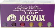 Jo SoNjA's NaTuRe's PaLeTTe PoTTiNg ShEd CoLLeCtiOn ~ ArTists QuaLity Background
