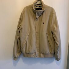 Polo By Ralph Lauren Vintage Bomber Jacket Size M