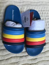 New listing Nwt Hanna Andersson Girls Rainbow Slides 13Y Sold Out $32
