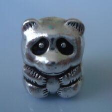 PANDORA Sterling Silver 925  Charm - Panda Bear (discontinued)