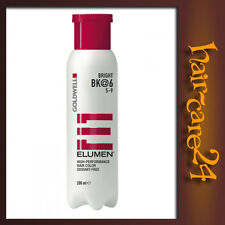 Goldwell Elumen Haarfarbe - BK@6 200ml - BK 6 - Bright