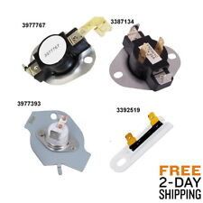 For KitchenAid Dryer Thermal Fuse # OD5238006WP470