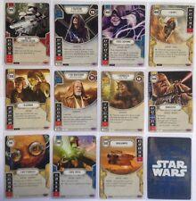 Star Wars Destiny Spirit of Rebellion Legendary Card with Dice Selection
