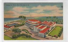 CASINO DE PUERTO RICO, SAN JUAN: Puerto Rico postcard (C30428)