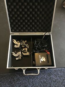 Complete Tattoo Kit - Four Tattoo Guns and Case Included