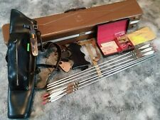 Vintiage = Protecto Kaddy Archery Case and many Archery Accessories