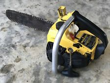 Vintage McCulloch MAC 120 Chainsaw Chain Saw w/Bar sss