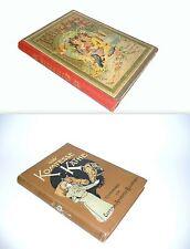 Zwei Bücher Elisabeth & Komtesse Käthe Humoresken F. Lipps Adlersfeld-Ballestrem