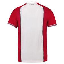 Solo maglia da calcio di squadre internazionali bianco taglia XXL