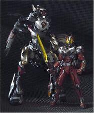 S.I.C. Vol. 29 Masked Kamen Rider 555 FAIZ BLASTER FORM & AUTO VAJIN BANDAI
