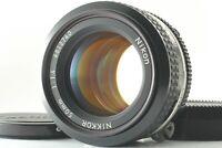 [Exc+4] Nikon Nikkor Ai-s 50mm f1.4 F Mount Prime Lens for SLR From Japan #1025