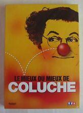DVD LE MIEUX DU MIEUX DE COLUCHE - NEUF
