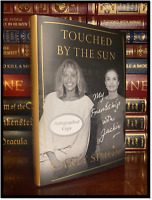 Touched By The Sun ✍SIGNED✍ by CARLY SIMON New Hardback 1st Edition First Print