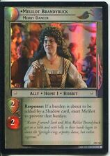 Lord Of The Rings CCG Foil Card RotEL 3.R110 Melilot Brandybuck, Merry Dancer