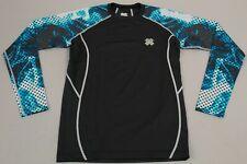 Fixgear Men's Compression Base Layer Long Sleeve Shirt SH3 Multi-Color Medium