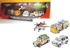 Fusel Lodge Fire Alarm - Cad Pulaski Jammer Dusty Firefighter Mattel Cars Planes