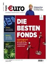 Gutscheincode kostenloses Schnupperabo EURO Finanzmagazin (6 Ausgaben)