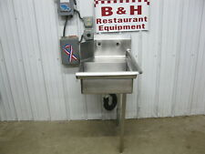 22 Stainless Steel Heavy Duty Right Side Dirty Hobart Dish Washer Machine Table