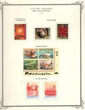 1¢ WONDER ~ UN OFFICES IN GENEVA SWITZERLAND MODERN MH ON SCOTT PAGE~V141