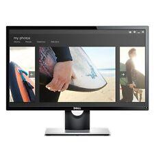 "Dell SE2416H VGA/HDMI 1080p 24"" Widescreen Ultra-Slim LED IPS LCD Monitor Black"