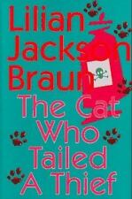 Cat Who...: The Cat Who Tailed a Thief by Lilian Jackson Braun (1997, Hardcover)