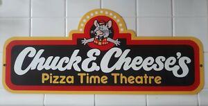 Pizza Time Theatre - Chuck E Cheese's Sign