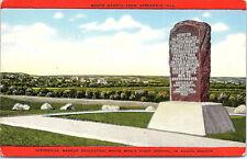 Verendrye Hill, South Dakota, Historical Marker - Postcard - Vintage (AAA)