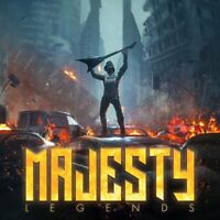 Majesty - Legends Digipack CD NEU OVP