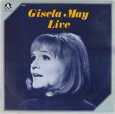 Bertold Brecht 33 tours Gisela May Live
