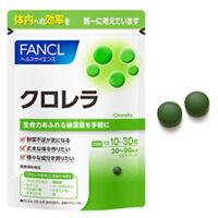 FANCL Chlorella 900tbs supplements