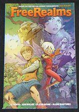 2010 Wildstorm FREE REALMS BOOK ONE Trade Paperback Graphic Novel SC High Grade