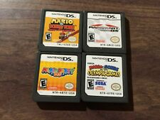 Mario Kart + Party + vs. Donkey Kong + Olympic Games (Nintendo DS) Authentic