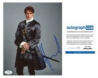 "Sam Heughan ""Outlander"" AUTOGRAPH Signed 8x10 Photo J ACOA"
