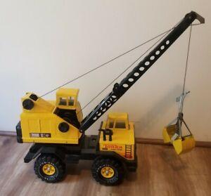 Tonka Turbo-Diesel Crane Produced 1983-1986