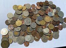 200 WORLD  coins JOB LOT