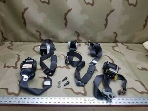 2004-2008 Acura TSX Seat Belts Complete Set  OEM Right Left Front Rear